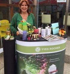 Cristina Airosa Chefe Zona Yves Rocher