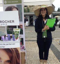 Acção de Recrutamento Yves Rocher