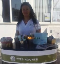 Acção Yves Rocher